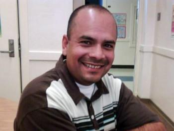 Los Angeles school teacher Rigoberto Ruelas.