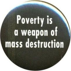 poverty is (2)