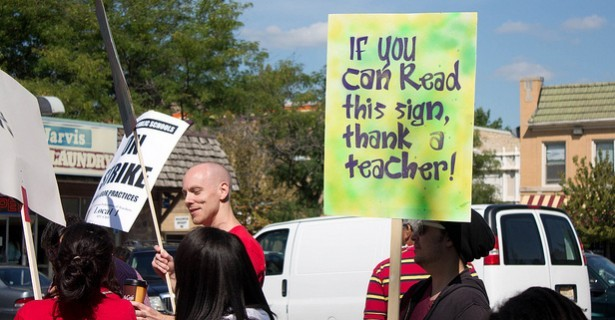 Charter operators weaken teachers unions and force schools to leave some students behind.