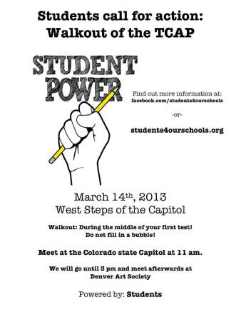 Colorado-Walkout