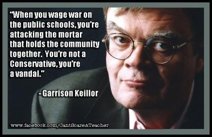 Garrison Kellor