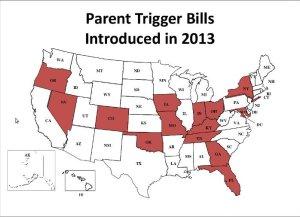 parent triggermap