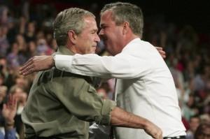 George and Jeb