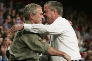 George and Jeb