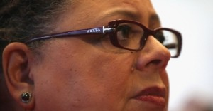 Chicago Teachers Union President Karen Lewis