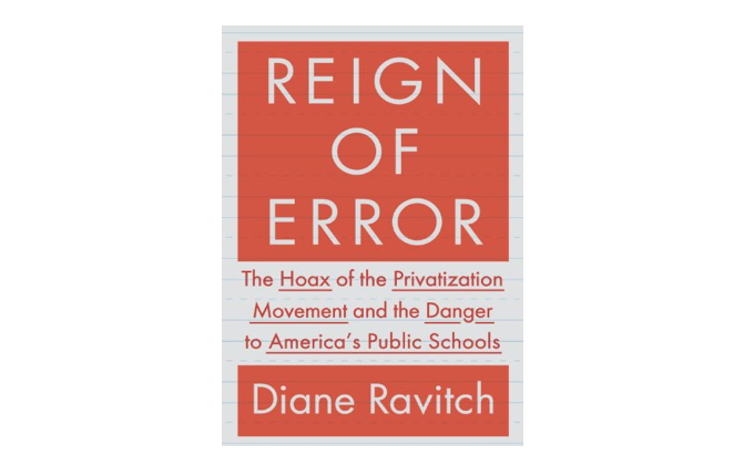Diane Ravitchs Review Of Ghosts In >> Reign Of Error By Diane Ravitch A Review Seattle Education