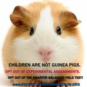 opt out guinea pig