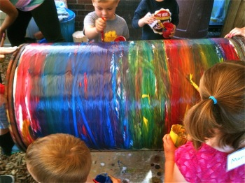 This is what preschool should be all about.