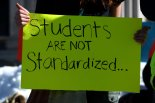 students are not standardized