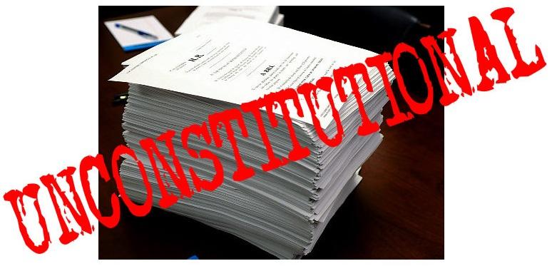 Unconstitutional-Ruling