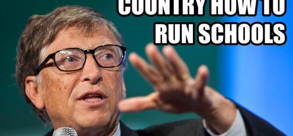Bill Gates – Seattle Education