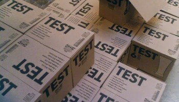 test boxes