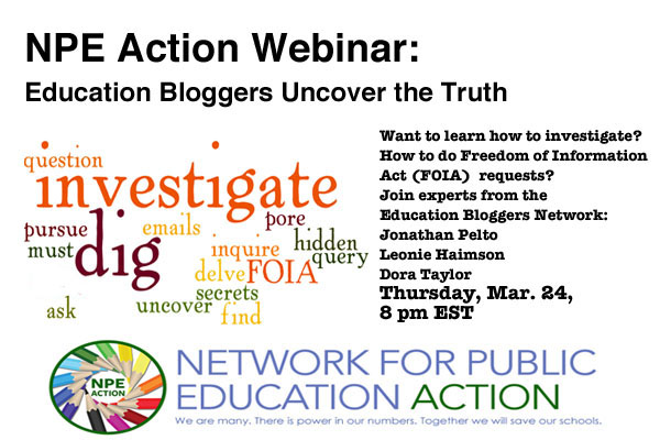 NPEWebinar 2 Uncovering the truth