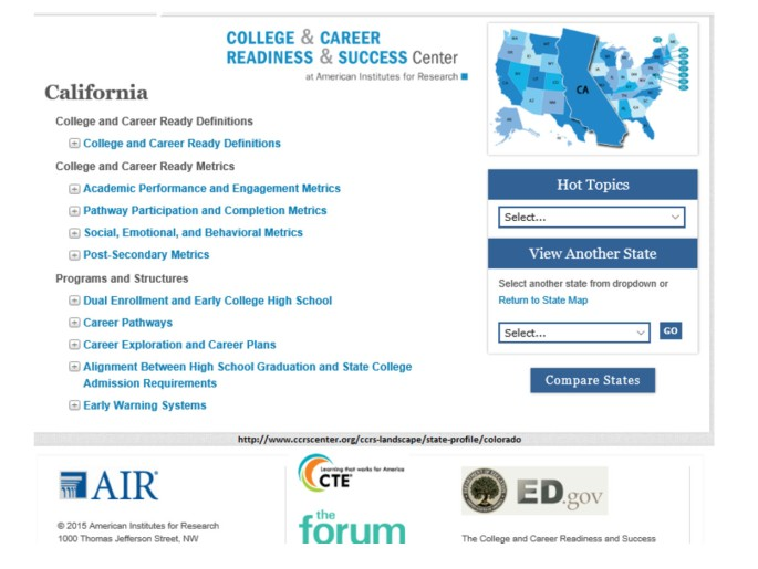 College & Career Readiness Center