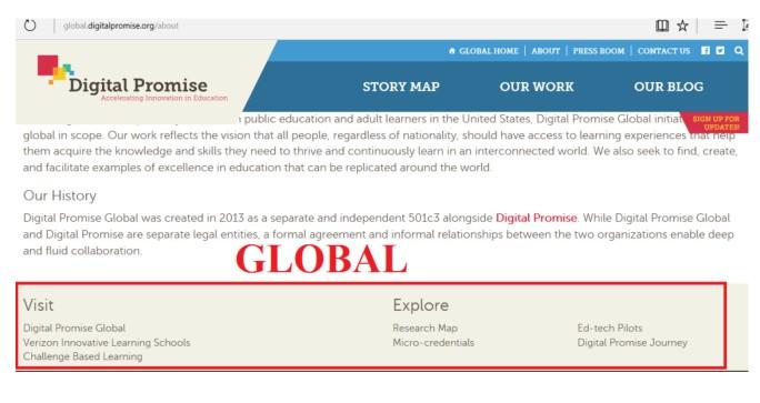 Digital Promise Global