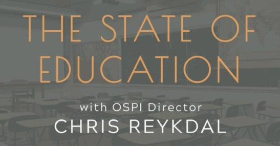 The State of Education-Reykdal