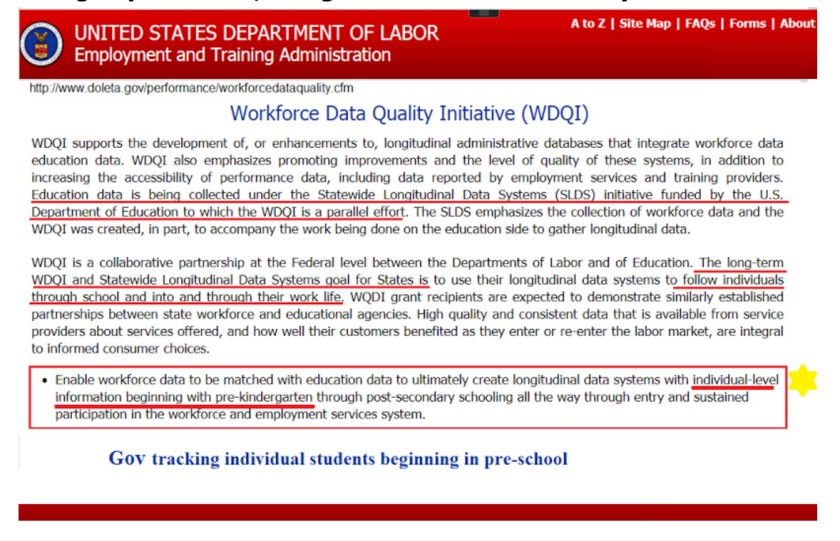 Workforce Data Quality