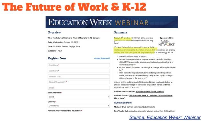 Future of Work K-12