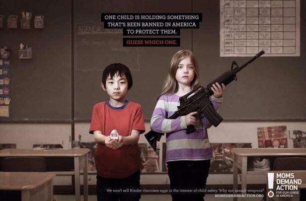 Kinder egg ban-not assault weapons