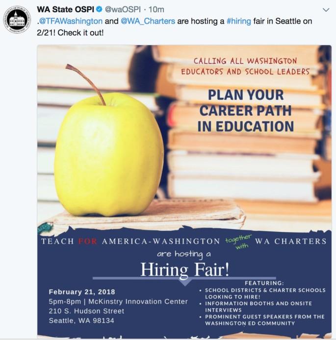 OSPI -TFA and Charter Career Fair.jpg