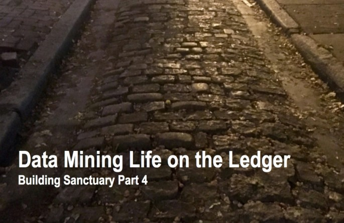 Data Mining Life on the Ledger