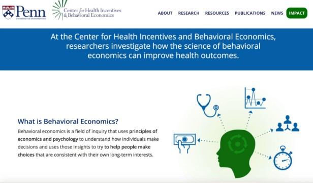 Center for Health Incentives