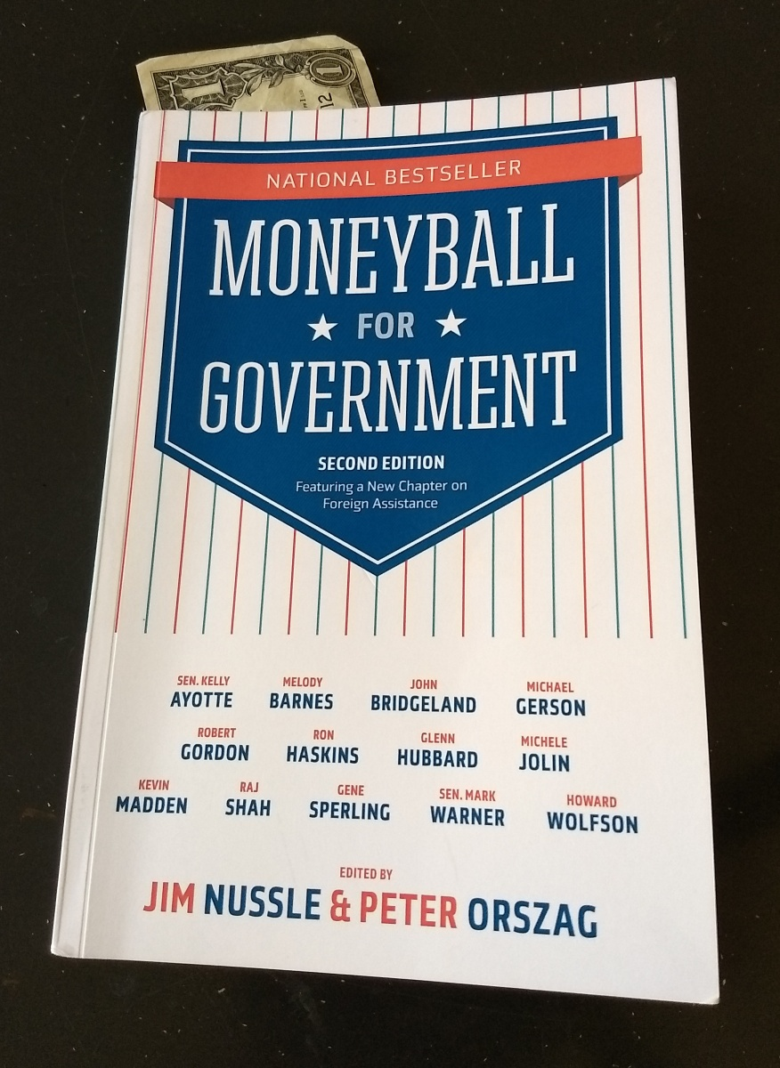 A Close Reading of Moneyball for Government & Why You Should Be Worried